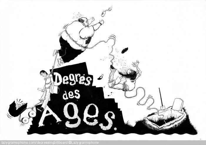 Degres Des Ages