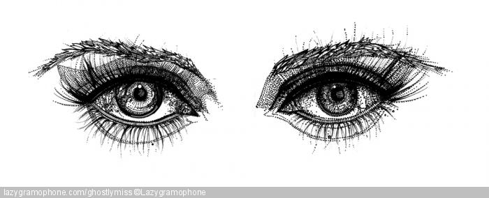 Lady Ligeia's Eyes.