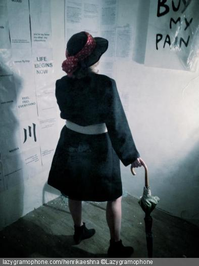 BUY MY PAIN - SchizoPoP Manifesto artshow, Paris, 2012