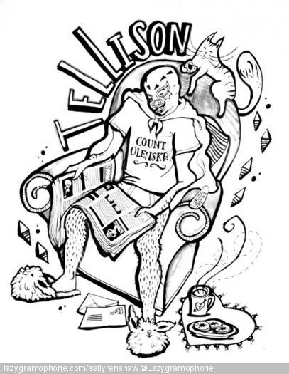 tellison merchandise