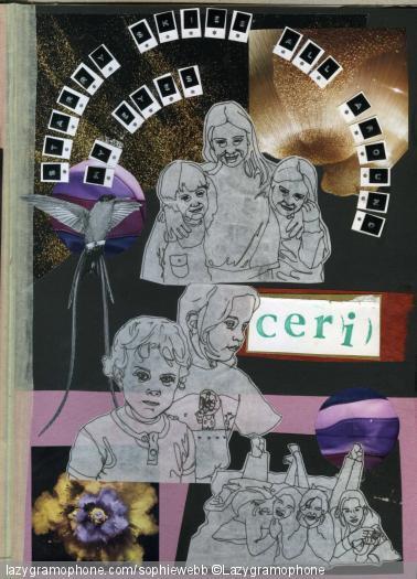 Family Album: Ceri