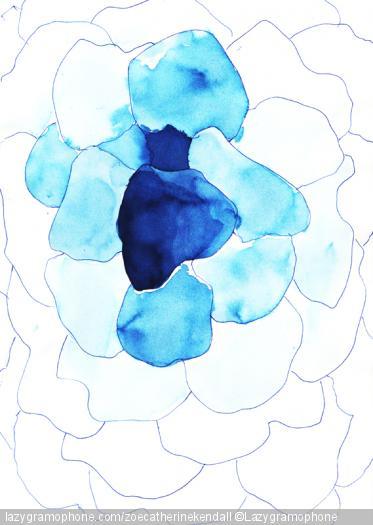 Blue Ink Series
